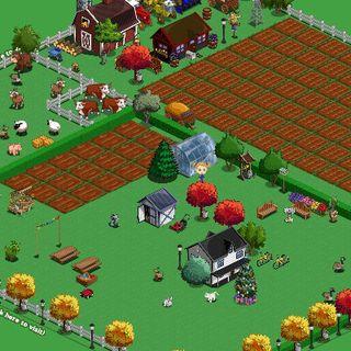 Evil Evil ... Farmville